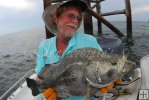 Tripletail finally landed